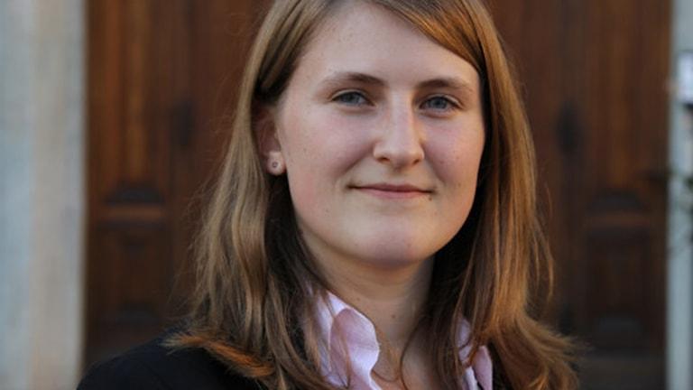 Jessica Ohlson, ny förbundssekreterare för SDU. Foto: SDU