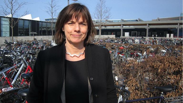 Isabella Lövin (MP) Foto: Sanna Richter /SR