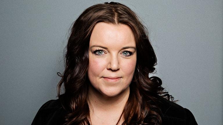 Mona Wahlund. Foto: Martina Holmberg/Sveriges Radio