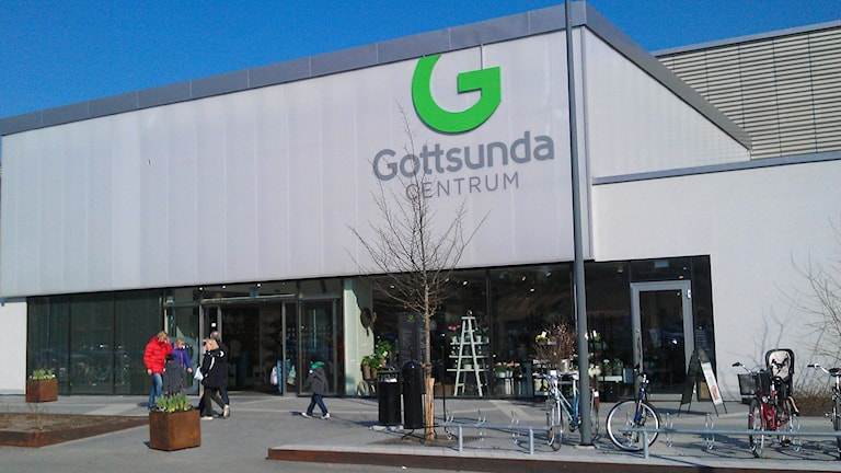 Gottsunda Centrum i Uppsala (arkivbild). Foto: August Bergkvist/Sveriges Radio
