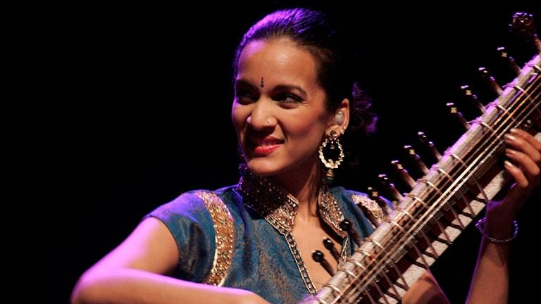 Anoushka Shankar. Foto: TT