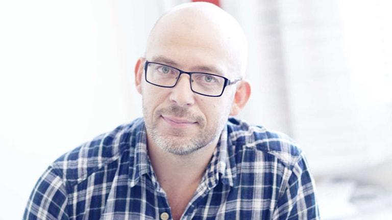 Uppsalabon Markus Boger blir ny chef för Radiosporten. Foto: Stina Gullander/Sveriges Radio