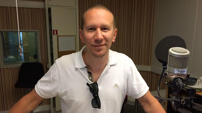 Uppsalabaserade psykologen Johan Waara.