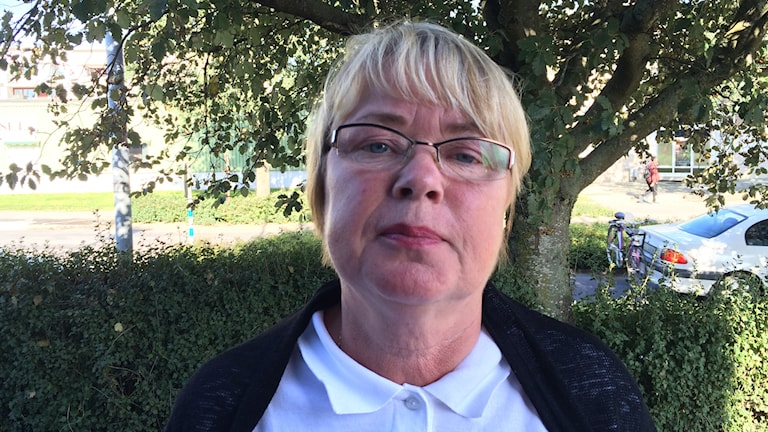 Kristina Einarsdotter (SD) i Enköping.