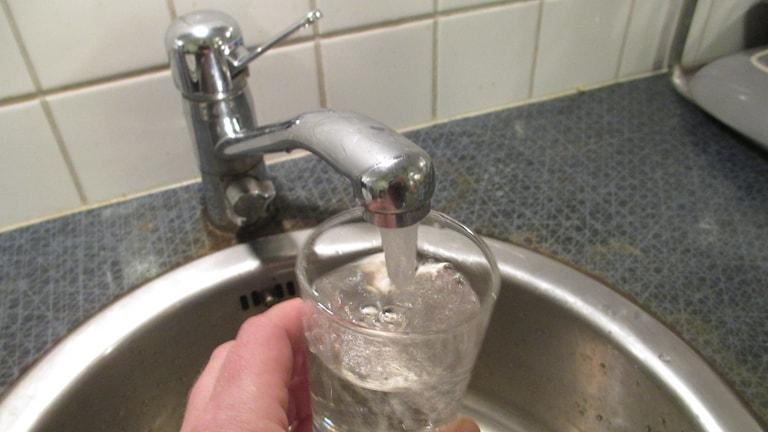 Kranvatten.