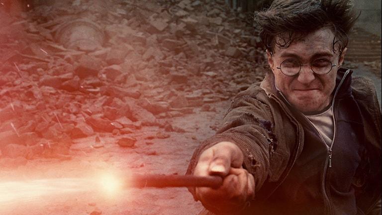 Harry Potter. Foto: AP Photo/Warner Bros. Pictures.