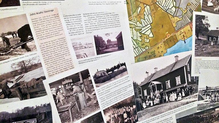 Bilder ur boken Foto:Thomas Artäng/Sveriges Radio