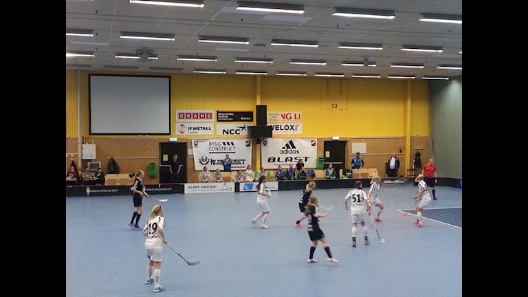 FBC var steget efter i hemmamatchen mot Djurgården. Foto Perra JohanssonSR