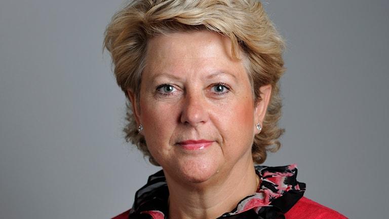 Agneta Gille (S), riksdagsledamot från Uppsala. Foto: Henrik Montgomery/TT
