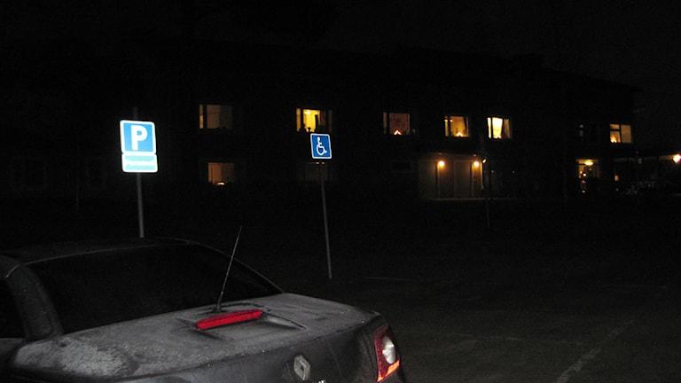 Dalbyhemmet, 1.5 mil sydväst om Uppsala. Foto:Mårten Nilsson/P4 Uppland