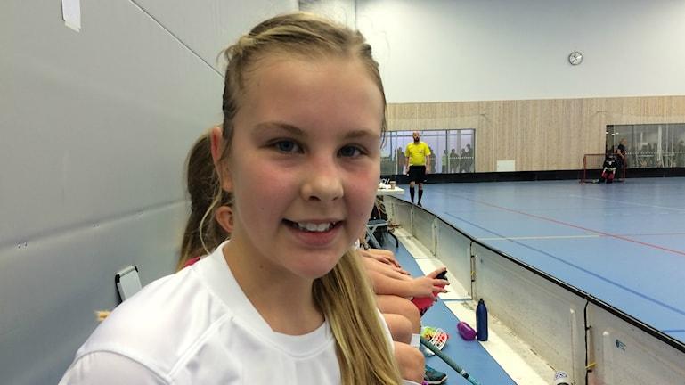 Frida Ågren, deltagare Storvretacupen