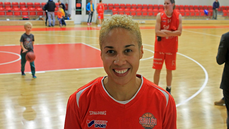 Kadidja Andersson. Foto: Karima Edell/Sveriges Radio