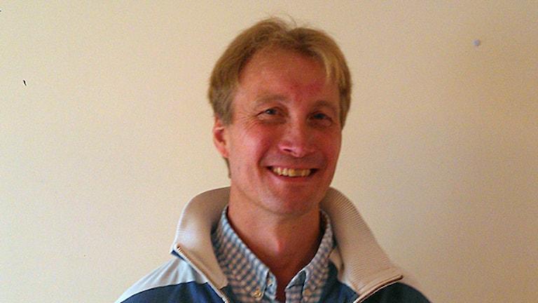 Tomas Bergström, Liberalerna i Heby. Foto: Sveriges Radio