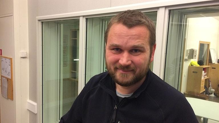 Carl-Gustaf Thulin är viltforskare vid SLU. Foto: Mona Wahlund/Sveriges Radio