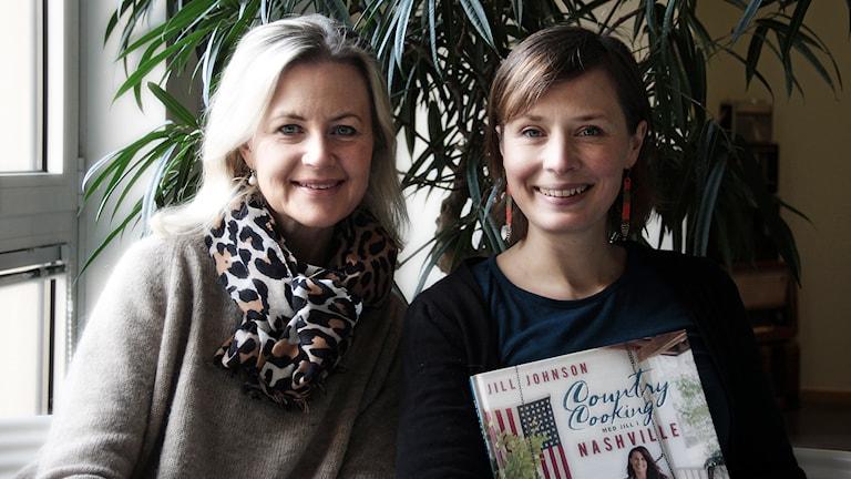 Liselotte & Ulrika Foto:Thomas Artäng/Sveriges Radio