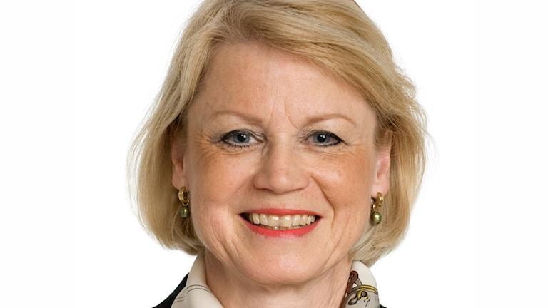 Kerstin Westholm, tf landstingsdirektör Uppsala län. Foto: Johan Wahlgren