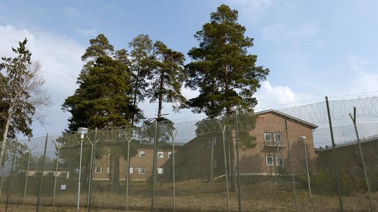 Anstalten Storboda utanför Märsta i Sigtuna kommun. Foto: Jan-Erik Henriksson/TT
