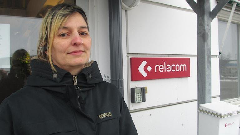 Jenny Kjellberg om varsel på Relacom