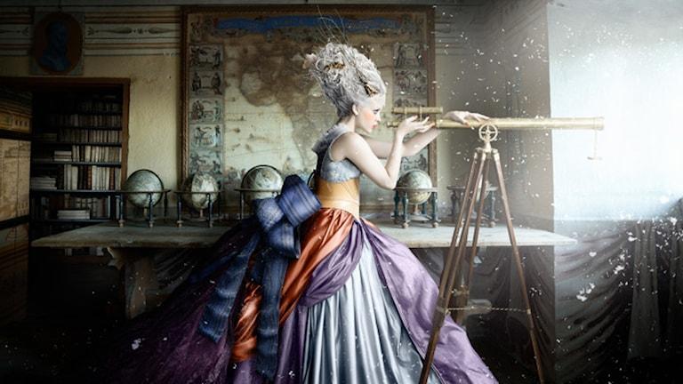 En bild från A Frozen Tale. Foto: Alexia Sinclair