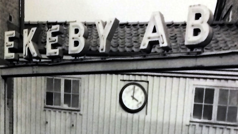 Foto: Uppsala Industriminnesförening