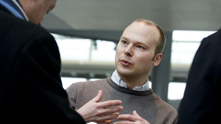 Mattias Jakobsson, pristagare.