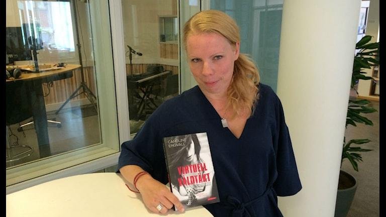 Författaren Caroline Engvall.