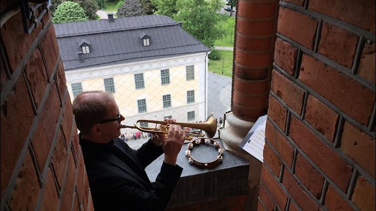 Paul Hägglöf, Linnekvintetten under Tornspelning