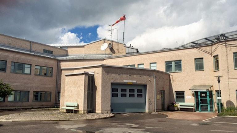 Akutmottagningen vid Norrtälje sjukhus (arkivbild). Foto: August Bergkvist/Sveriges Radio