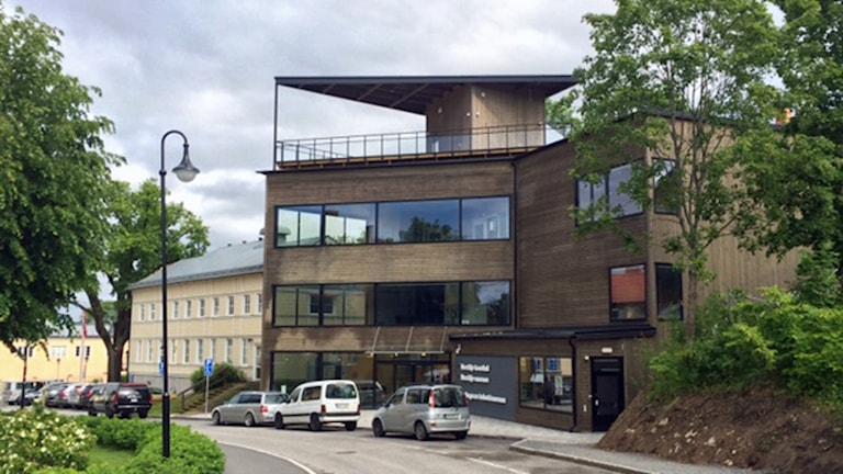 Norrtälje konsthall (arkivbild). Foto: August Bergkvist/Sveriges Radio