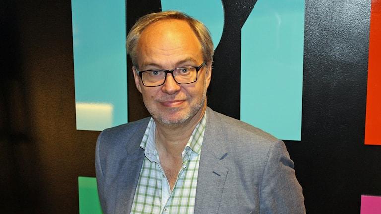 Andreas Miller. Foto: Erik Thyselius/Sveriges Radio