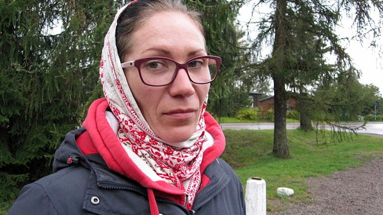 Alina Bogdah. Foto: Martin Hult/Sveriges Radio