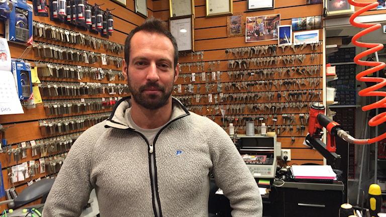 sko nyckel service skomakare lås kopiering