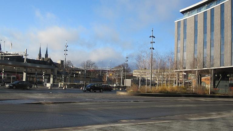 Centrala Uppsala. Foto: Martin Hult / Sveriges Radio