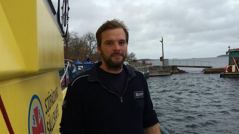 Rasmus Karlsson. Foto: Stefan Hesserud Persson