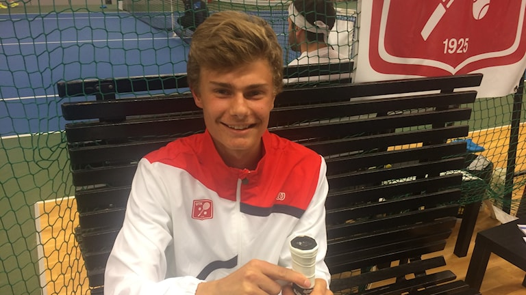 Nils Heimer, Upsala Tennisklubb