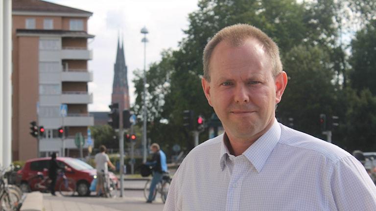 Åklagare Thomas Bälter Nordenman. Foto. Tomas Magnusson/SR