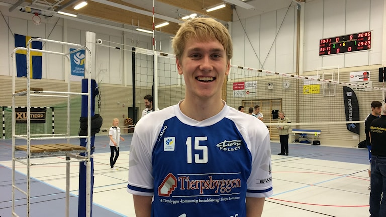 Henrik Norrby, Tierp Volleyboll