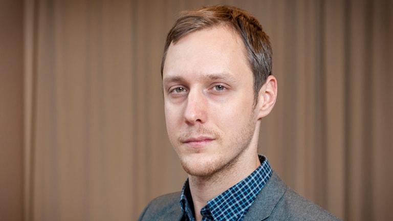 Martin Vogel. Foto: Gustaf Hellsing/Svenska Kyrkan