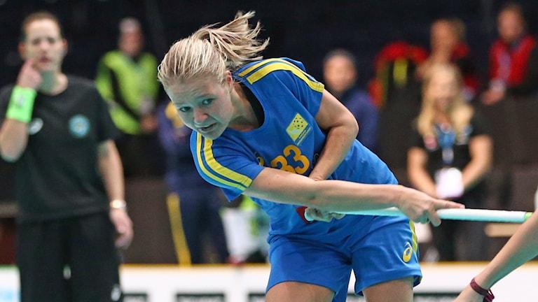 Amanda Delgado Johansson. Foto: Ville Vuorinen/IFF/TT