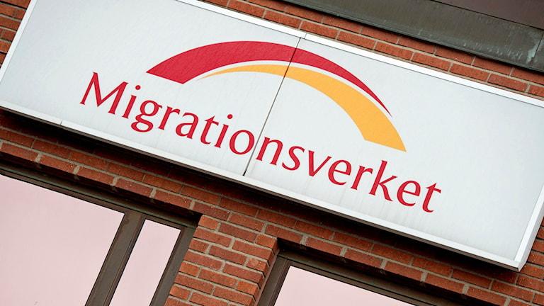 Migrationsverket. Foto: Maja Suslin/TT