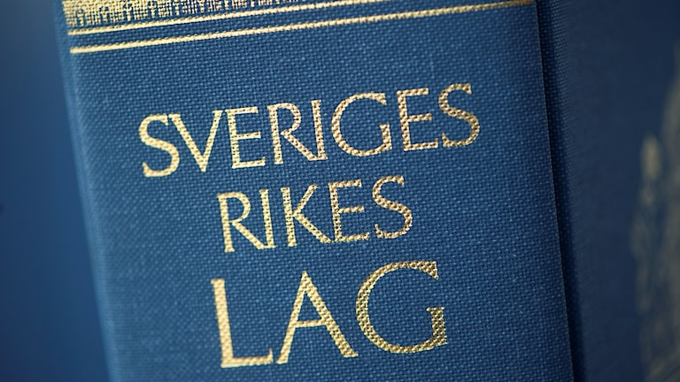 Lagbok. Foto: Fredrik Sandberg/TT