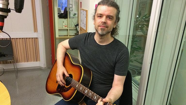 Lennart Wåhlin. Foto: Mona Wahlund/Sveriges Radio