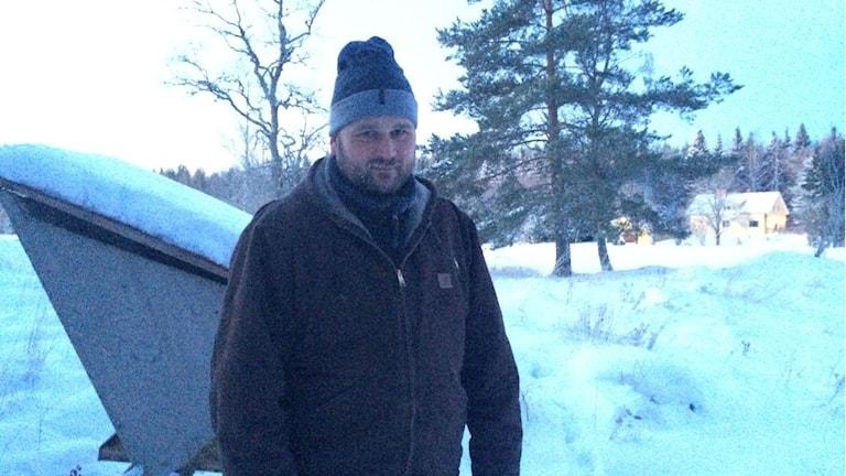 Carl-Gustaf Thulin, viltforskare, om hur djuren klarar kylan. Foto: Mona Whalund/Sveriges Radio