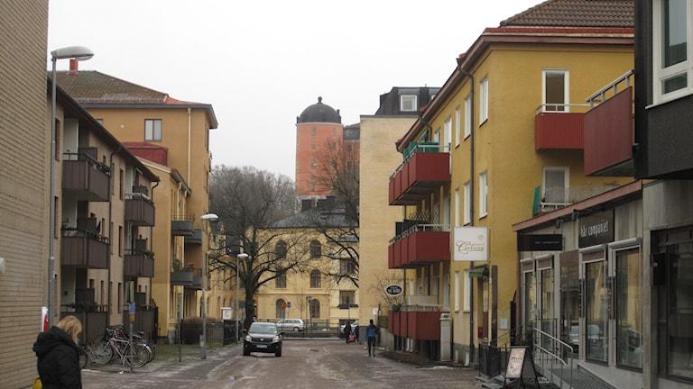 Uppsala. Foto: Martin Hult / Sveriges Radio