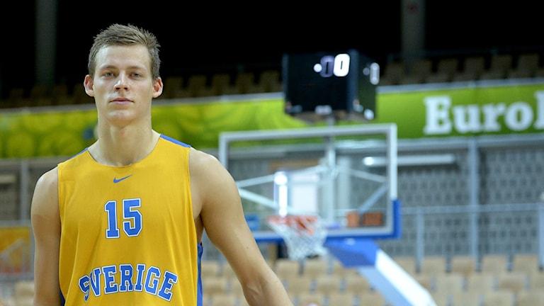 basket Foto: Janerik Henriksson/TT