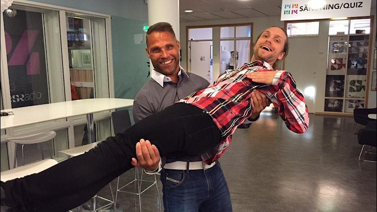 Coachen Björn Eklöf pratar mental träning och lyfter Niklas