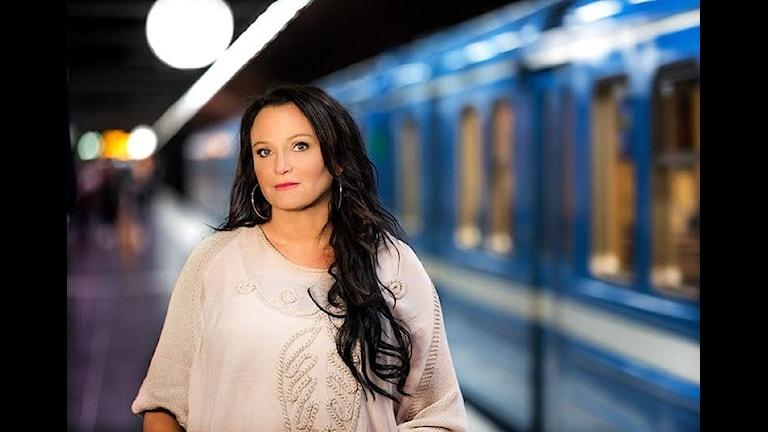Anja Kontor Foto: SVT