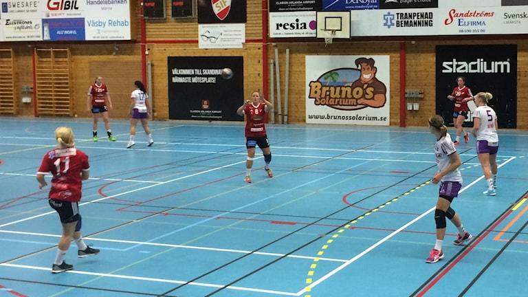Skånela handboll damhandboll Skara Allsvenskan Teres Therese Teres Terese Östlund