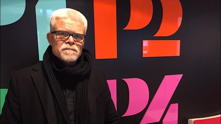 Författaren och religionshistorikern Mattias Gardell