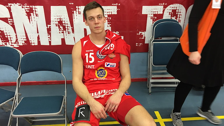 Anton Gaddefors, Uppsala Basket